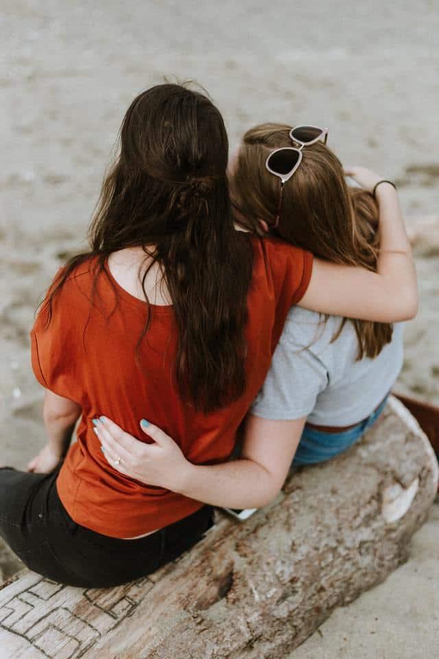 Bedeutung von freundschaft: Unterstützung